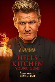 Gordon Ramsay in Hell's Kitchen (2005)