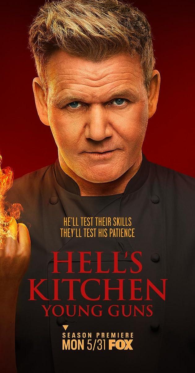 Hell S Kitchen Tv Series 2005 Trivia Imdb