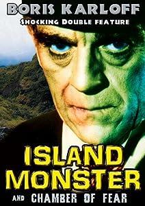 Il mostro dell'isola Reginald Le Borg