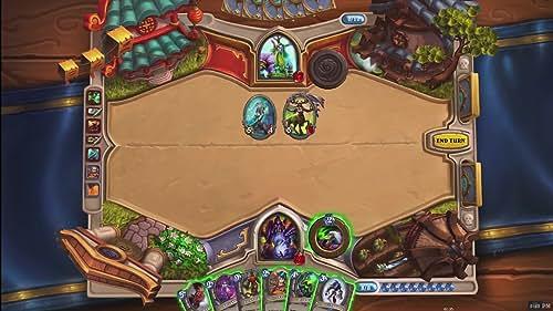 Hearthstone: Fireside Duel Warlock Vs Druid