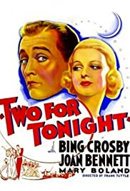 Two for Tonight Poster