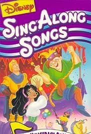 Disney Sing-Along-Songs: Topsy Turvy Poster