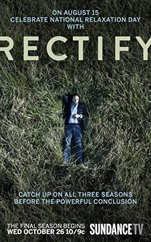 View Rectify - Season 4 (2013–2016) TV Series poster on 123movies