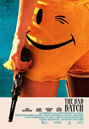 Movie The Bad Batch (2016)