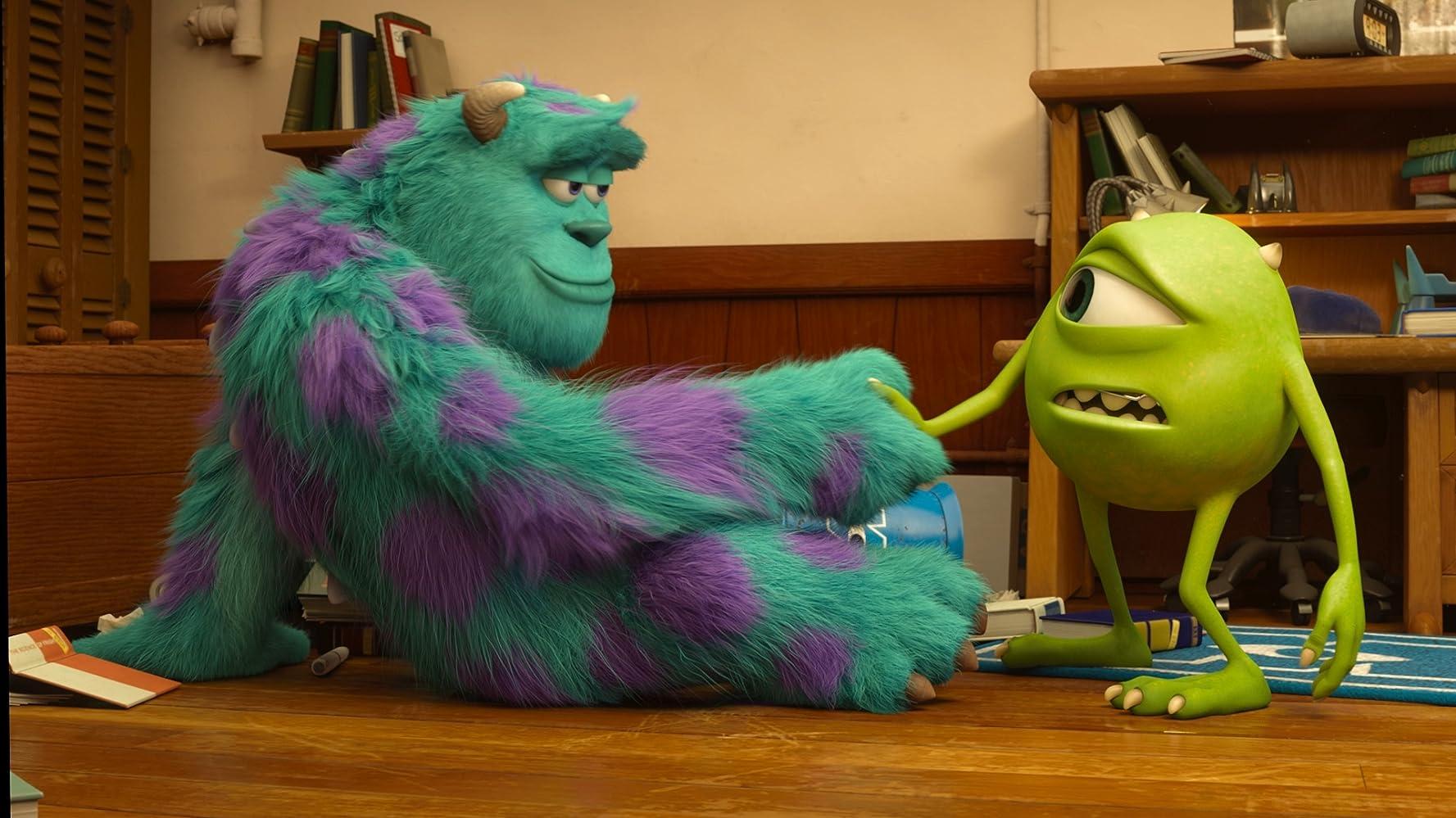 Monsters University (2013) Online Subtitrat in Romana