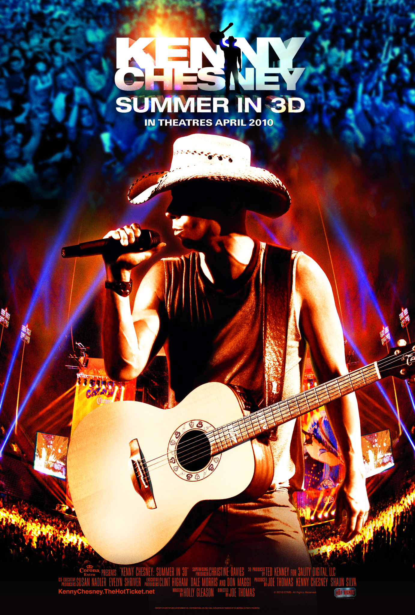 Wondrous Kenny Chesney Summer In 3D 2010 Imdb Beutiful Home Inspiration Ommitmahrainfo