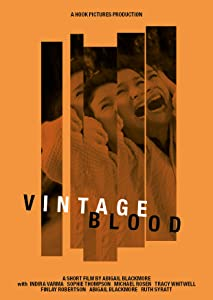 Torrent free download sites movies Vintage Blood [UltraHD]