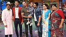 Raina, Shikhar & Hardik in Kapil's Show