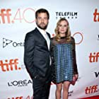Joshua Jackson and Diane Kruger at an event for Maryland (2015)