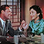 William Holden and Jennifer Jones in Love Is a Many-Splendored Thing (1955)