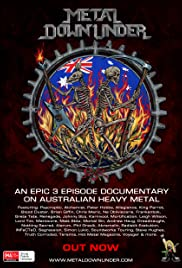 Metal Down Under Poster