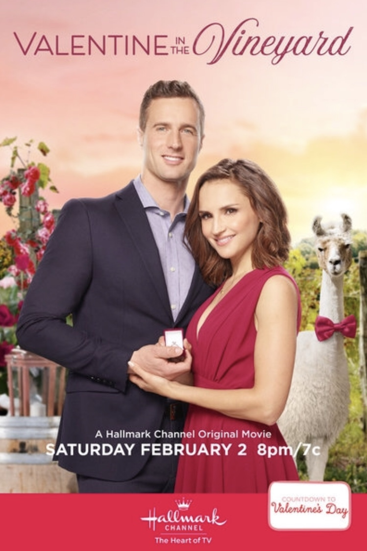 e21ae3bb0755 Valentine in the Vineyard (TV Movie 2019) - IMDb