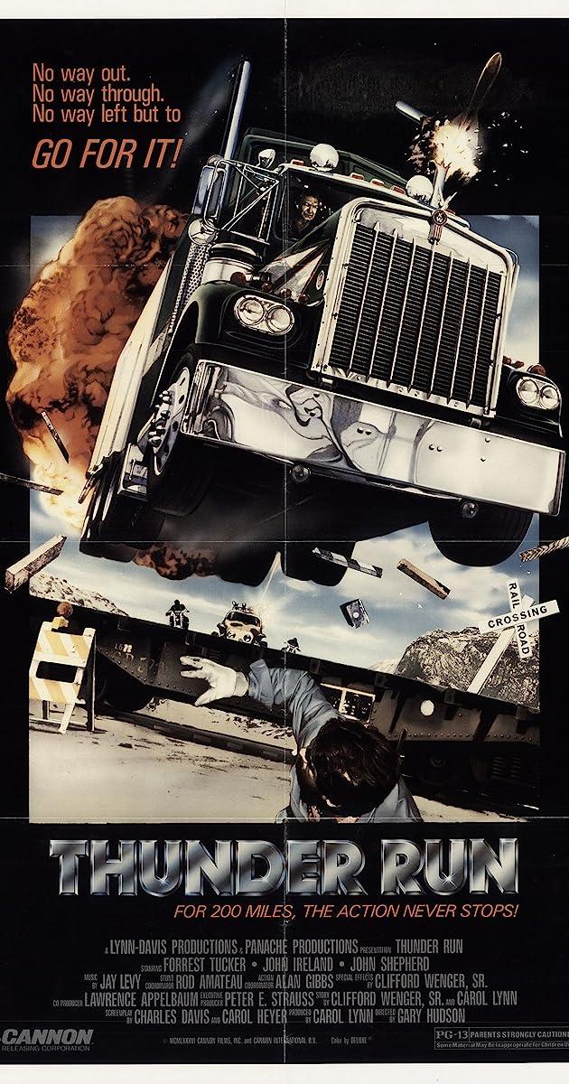 Thunder Run (1986) - Thunder Run (1986) - User Reviews - IMDb
