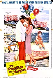 It Started in Naples Poster