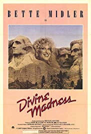Divine Madness (1980) Poster - Movie Forum, Cast, Reviews