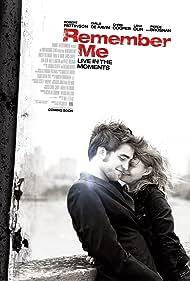 Pierce Brosnan, Lena Olin, Chris Cooper, Emilie de Ravin, and Robert Pattinson in Remember Me (2010)