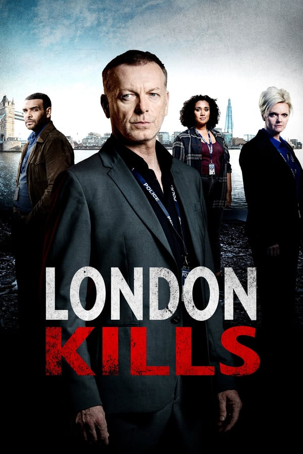 LONDON KILLS (1 sezonas)