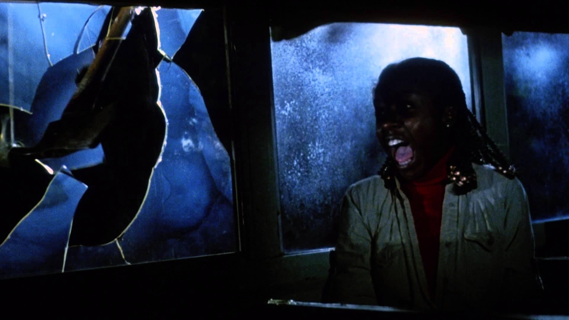 Akosua Busia in The Final Terror (1983)
