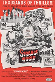 Strange World Poster
