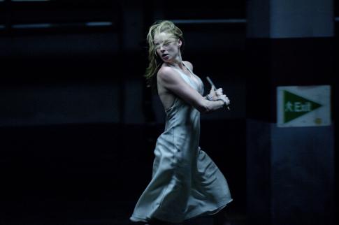 Rachel Nichols in P2 (2007)