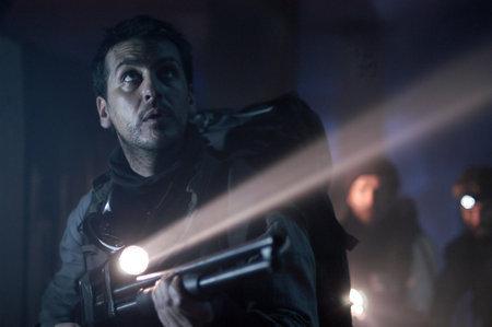 Jorge Casalduero in La hora fría (2006)