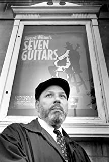 August Wilson Picture