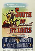 South of St. Louis