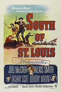Neue Filme Englisch kostenloser Download South of St. Louis [1080pixel] [480x800] by Zachary Gold (1949)