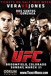 Primary photo for UFC Live: Vera vs. Jones