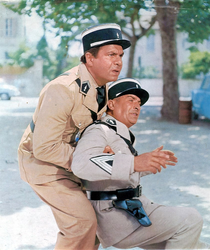 The Troops Of St Tropez 1964