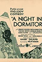 A Night in a Dormitory