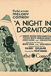 A Night in a Dormitory (1930) starring Ginger Rogers on DVD on DVD