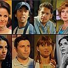 Alejandra Ambrosi, Hector Jiménez, Cesar Ramos, Angélica María, Olga Segura, Alan Gutierrez, Scarlett Chorvat and Adriana Louiver in Hidden Moon.