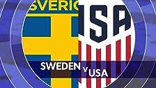 Suecia contra Estados Unidos
