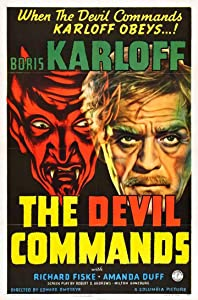 Latest movie hollywood download The Devil Commands by Nick Grinde [Mpeg]