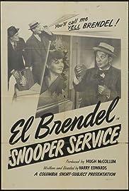 Snooper Service Poster