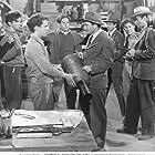 Turhan Bey, Frank Albertson, Gabriel Dell, Huntz Hall, Billy Halop, Bernard Punsly, and Gene Reynolds in Junior G-Men of the Air (1942)