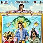 Kay Kay Menon, Kunaal Roy Kapur, Karan Singh Grover, and Ravii Dubey in 3 Dev (2019)