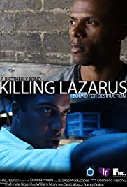 Killing Lazarus Poster