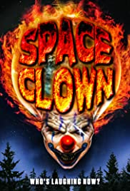 Space Clown Poster
