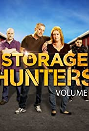 Storage Hunters Poster - TV Show Forum, Cast, Reviews