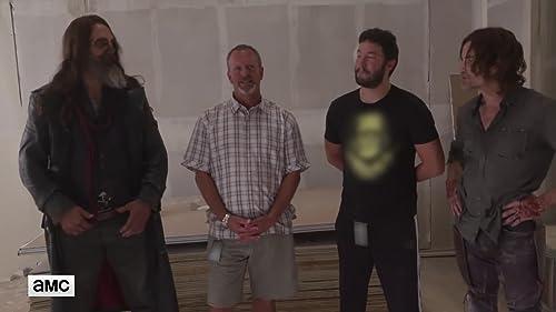 The Walking Dead: Daryl & Beta's Fight Scene