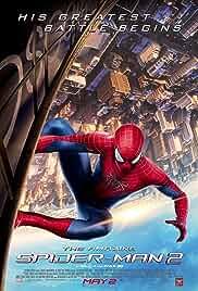 The Amazing Spider-Man 2 (2014) HDRip Hindi Movie Watch Online Free