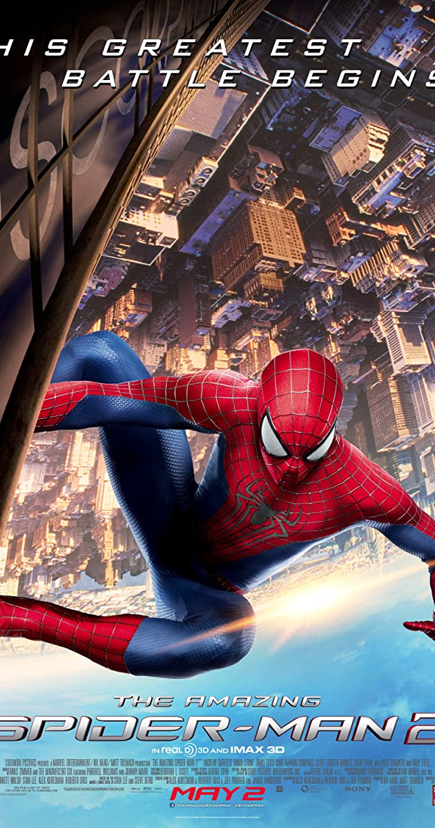 The Amazing Spider-Man 2 Deutsch