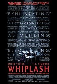 Miles Teller in Whiplash (2014)
