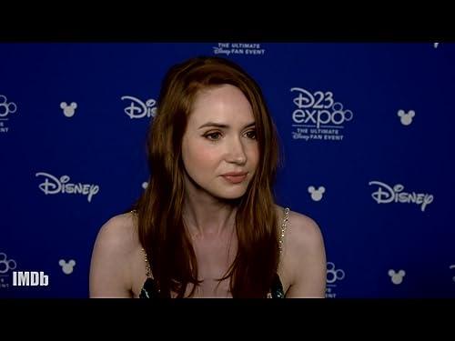 Karen Gillan Explains Why Nebula Is an IMDb Fan Favorite