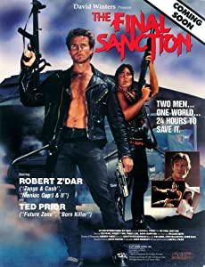 The Final Sanction David A. Prior