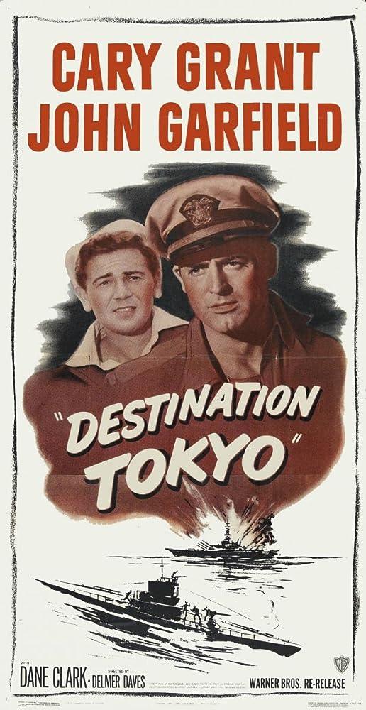 Image result for Destination Tokyo 1943