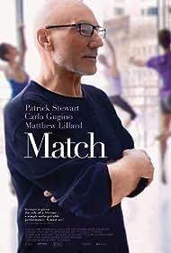 Patrick Stewart in Match (2014)