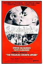 The Thomas Crown Affair (1968) Poster